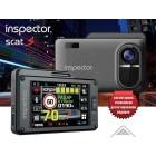 Антирадар\видеорегистратор INSPECTOR SCAT S signatura Full HD