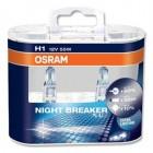 Osram  Н-1+90% 60/ 55w Night Breaker Plus(к-т)