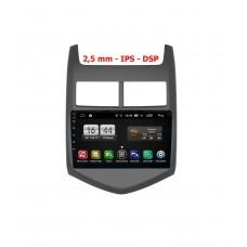 Автомагнитола FarCar для CHEVROLET Aveo 2011+ на Android LX107R