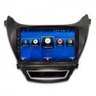 Автомагнитола IQNAVI для Hyundai Elantra V (MD) (2010-2014) на Android TS9-1601CFHD