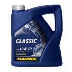 Mannol Classik 10/40 п/с (4 л.)